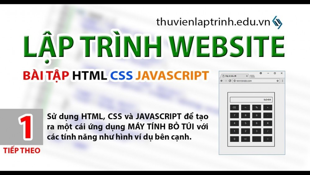 Bài Tập Javascript Cơ Bản Có Lời Giải