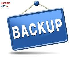 Set Up Backup Là Gì