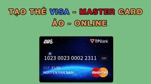 Cách Tạo Tài Khoản Visa
