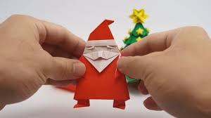 Cách Xếp ông Già Noel