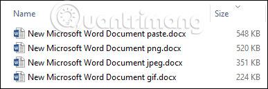 Cách giảm kích thước file Word - Ảnh minh hoạ 3