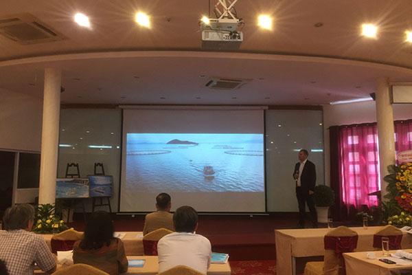 Đẩy mạnh Ứng dụng công nghệ 4.0 cho nuôi biển Việt Nam