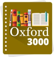 Oxford 3000 từ tiếng Anh thông dụng