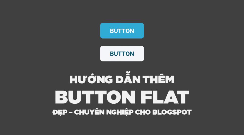 Tạo Button đẹp Trong Html