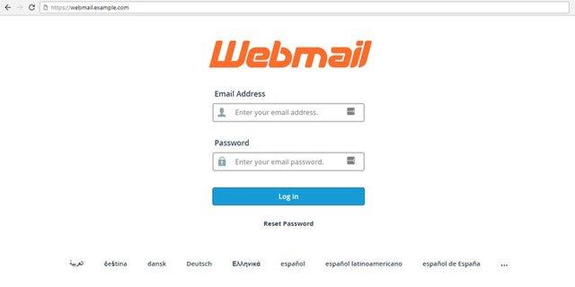 Truy cập nhanh vào email