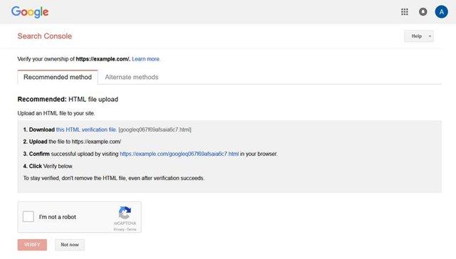 Đăng ký trang web với công cụ tìm kiếm