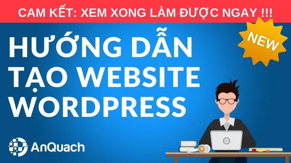 Xây Dựng Web Bằng WordPress