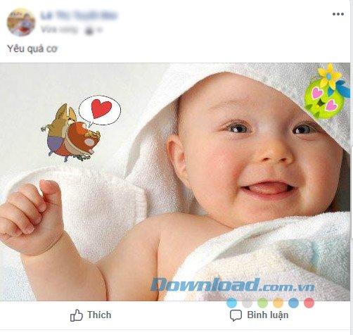 Đăng bài viết Facebook