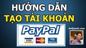 Cách Mở Tài Khoản Paypal