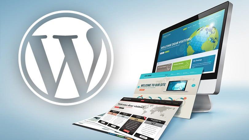 Thiết kế website bằng WordPress giúp bạn tối ưu hóa thời gian, công sức