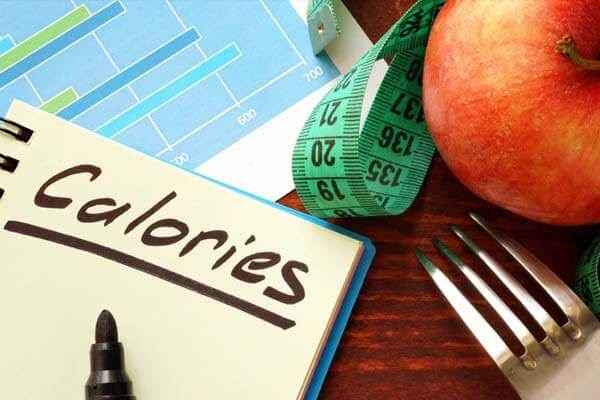 Tính toán lượng calo giúp kiểm soát cân nặng hiệu quả