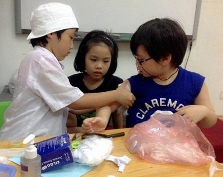 kỹ năng sống cho trẻ tiểu học