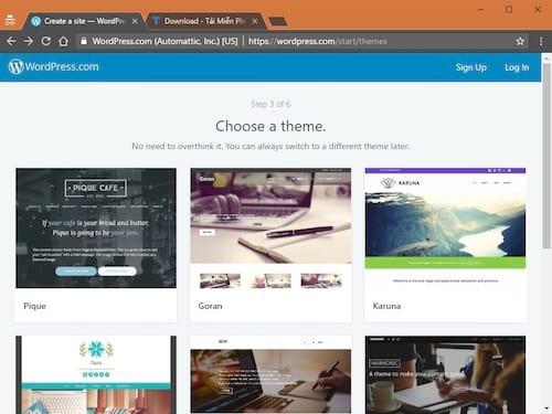 Nên sử dụng phần mềm thiết kế web đơn giản nào?