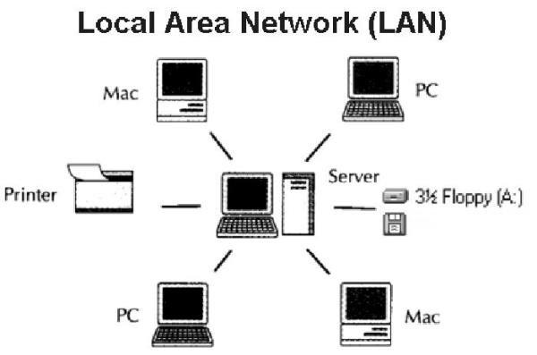 Mạng LAN là mạng kết nối nội bộ trong doanh nghiệp của bạn